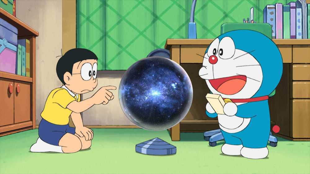 裏山ウォータースライダー」「あべこべ惑星」 - ドラえもんチャンネル