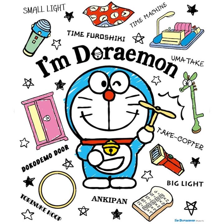 ルミネ新宿1に期間限定で「I\u0027m Doraemon Goods Collection」がオープン!  旅行をモチーフにしたイベント限定デザインのアイテムを始め、大人かわいいグッズが大集合!